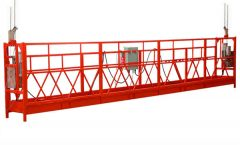 630KG uae safety requirements alang sa suspended nga working platform