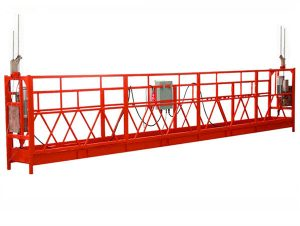 630kg uae safety requirements alang sa suspended working platform