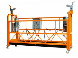 electric suspended scaffold plataporma, plataporma sa aluminum alloy aerial work